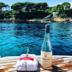 Lou Pantail : vin de Pays d'OC de la Commanderie de Preïssan