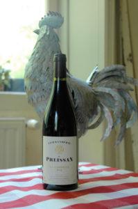 Les vins de Pays d'Oc de la Commanderie de Preïssan : La Garrigue