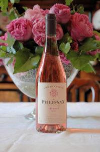 Les vins de Pays d'Oc de la Commanderie de Preïssan : Le Rosé
